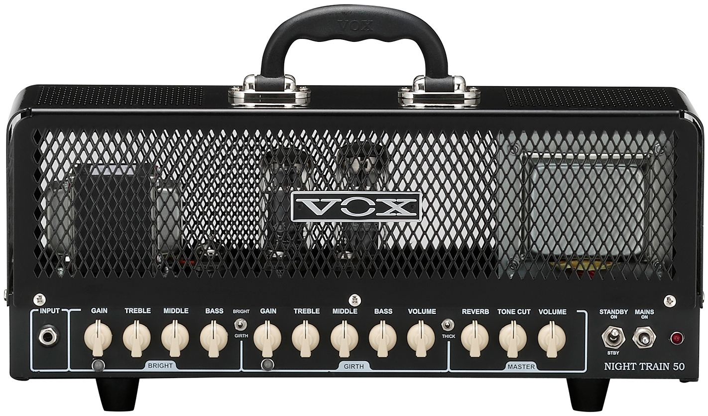 vox introduces night train g2 amps sweetwater. Black Bedroom Furniture Sets. Home Design Ideas
