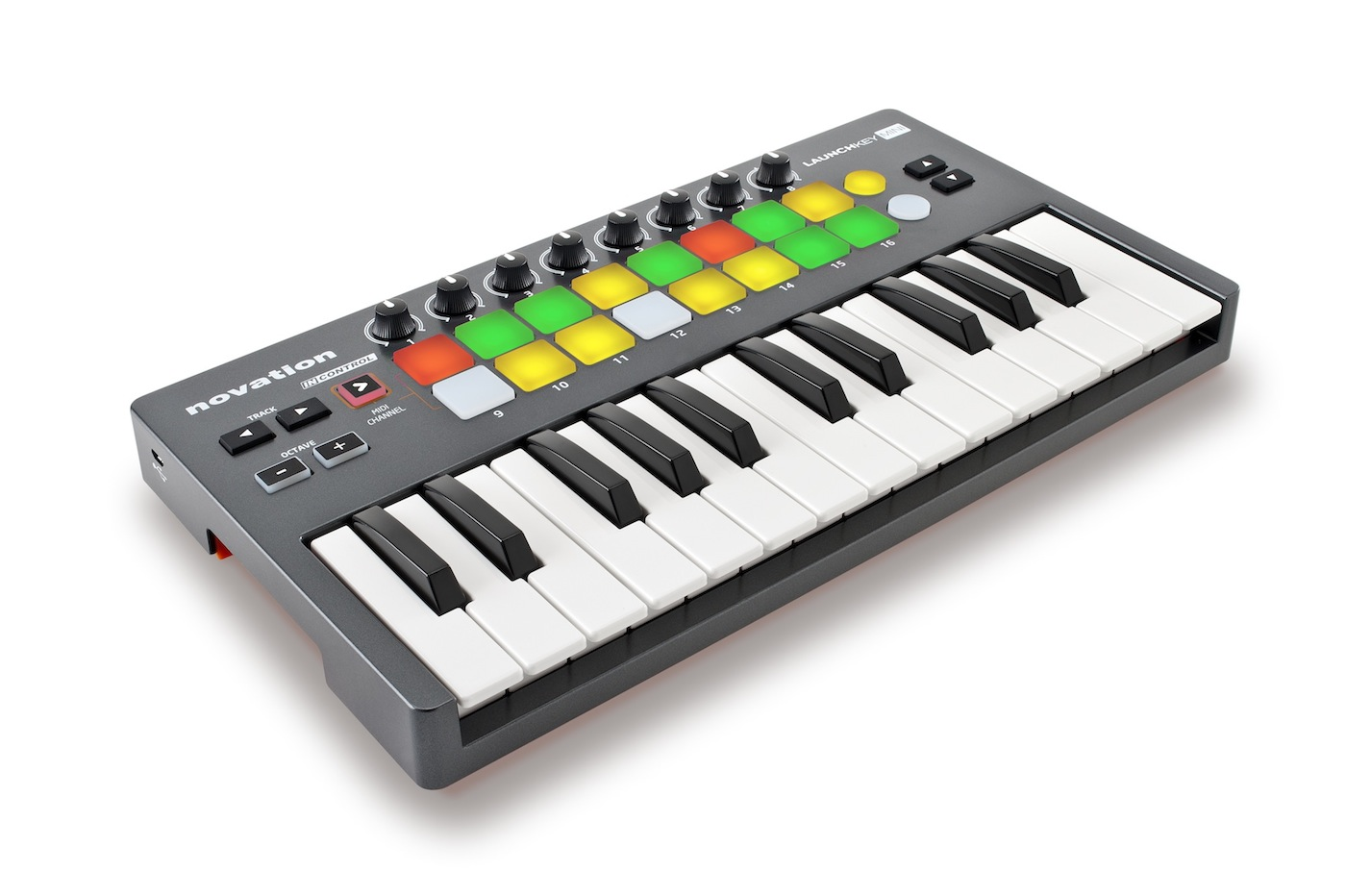 Novation_LaunchKey_Mini_3quart_Elevated