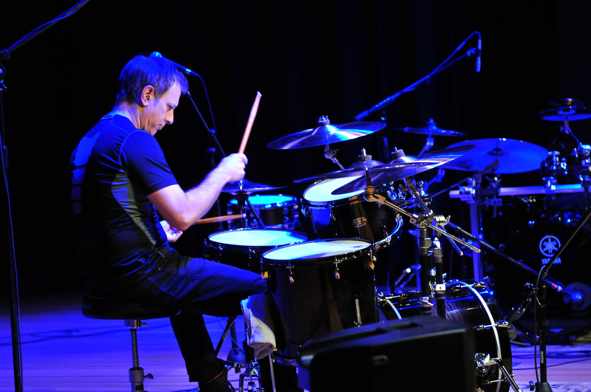 Dave Weckl At Sweetwater