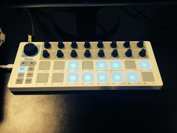 Arturia BeatStep Controller/Step Sequencer