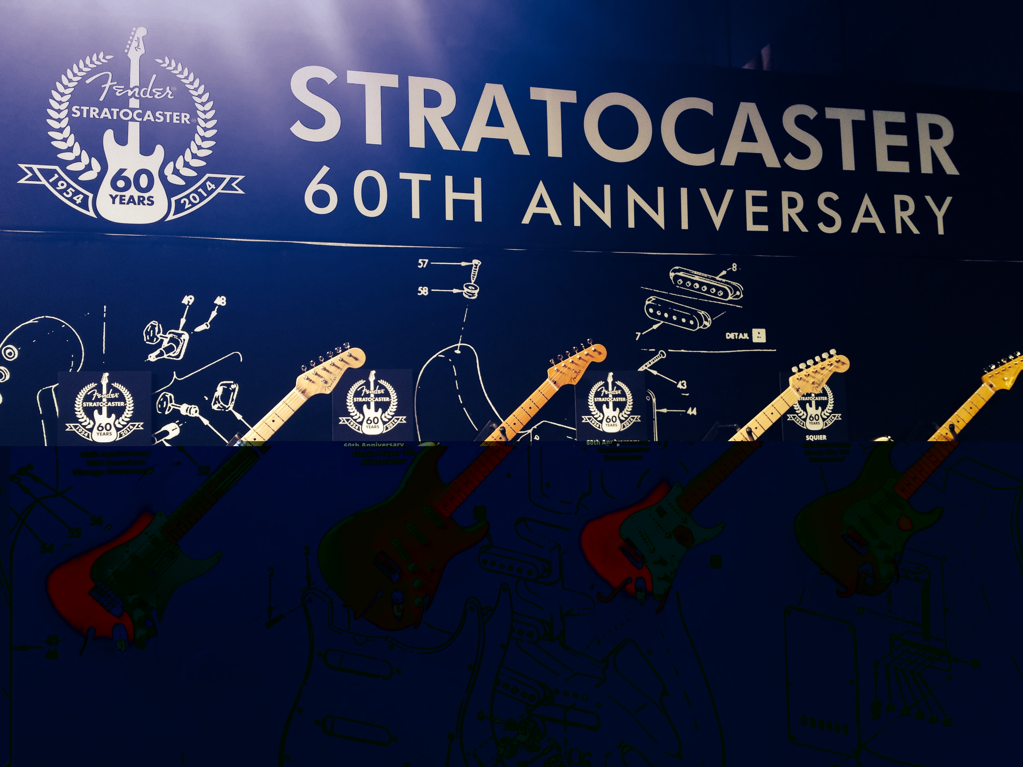 Grease Bucket Wiring Strat Review Schematics Diagrams 1954 Fender Stratocaster Diagram American Special Hss Vintage Switch