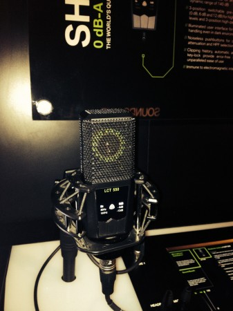 Lewitt LCT 550 microphone