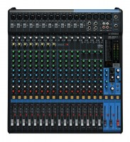 Yamaha New MG Series Mixers