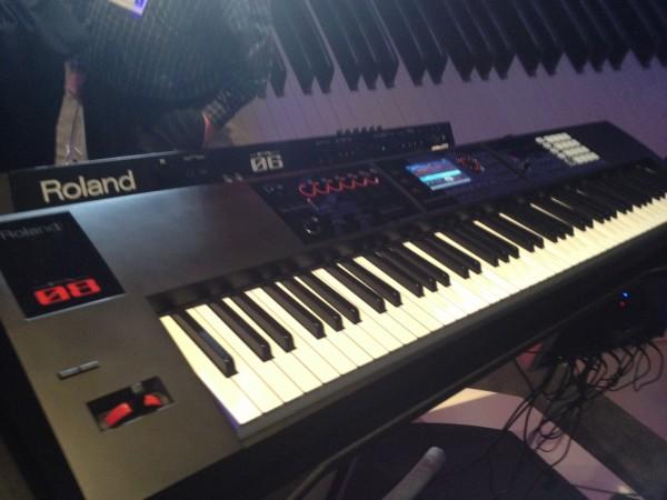 Roland Keyboard Workstation Fa 08 : live from namm roland fa workstation keyboards ~ Vivirlamusica.com Haus und Dekorationen
