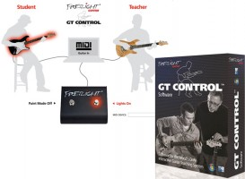 Fretlight GT Control Software