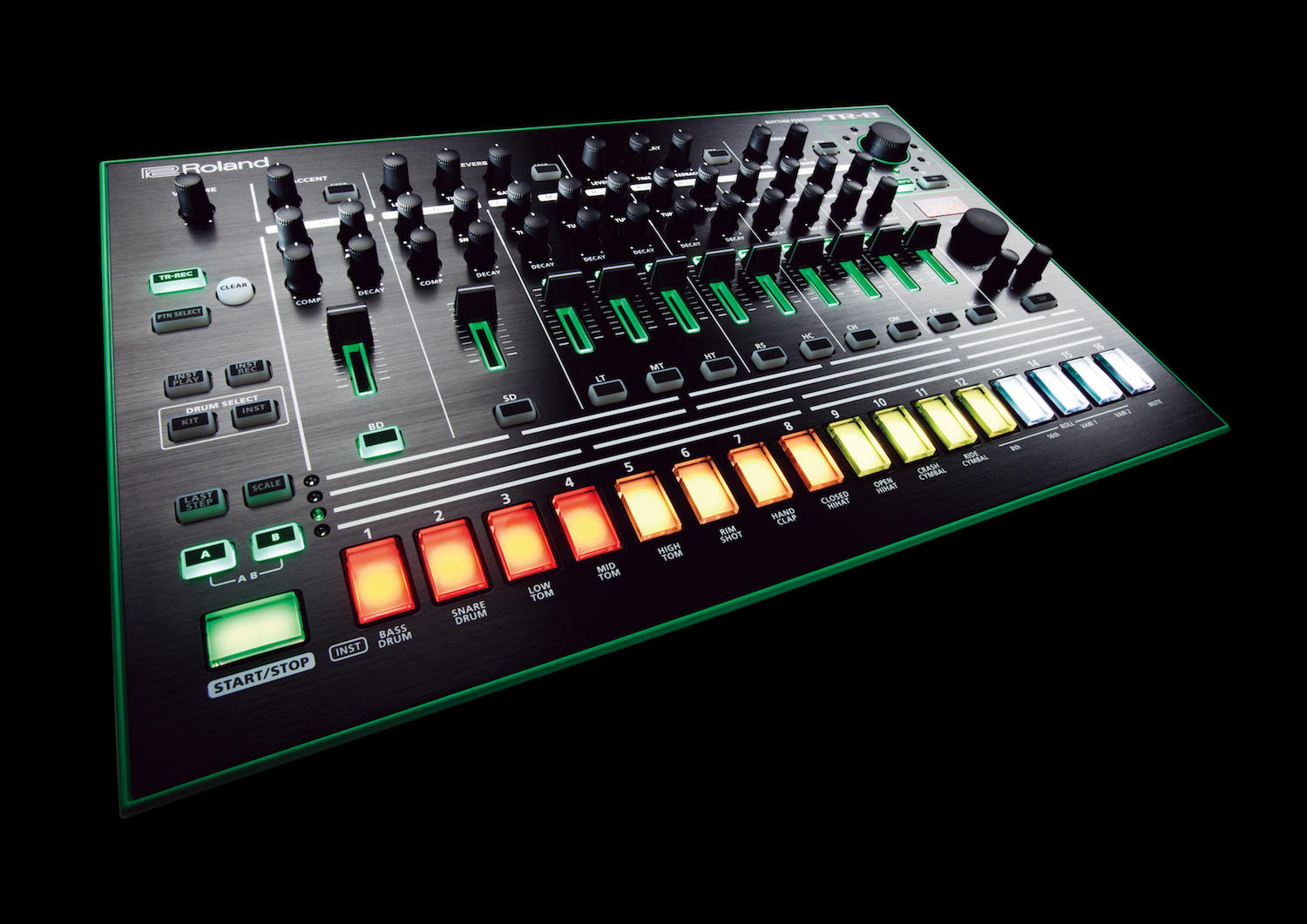 Roland Aira Arrives Sweetwater