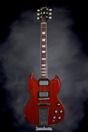 guitar of the day gibson derek trucks signature sg sweetwater. Black Bedroom Furniture Sets. Home Design Ideas