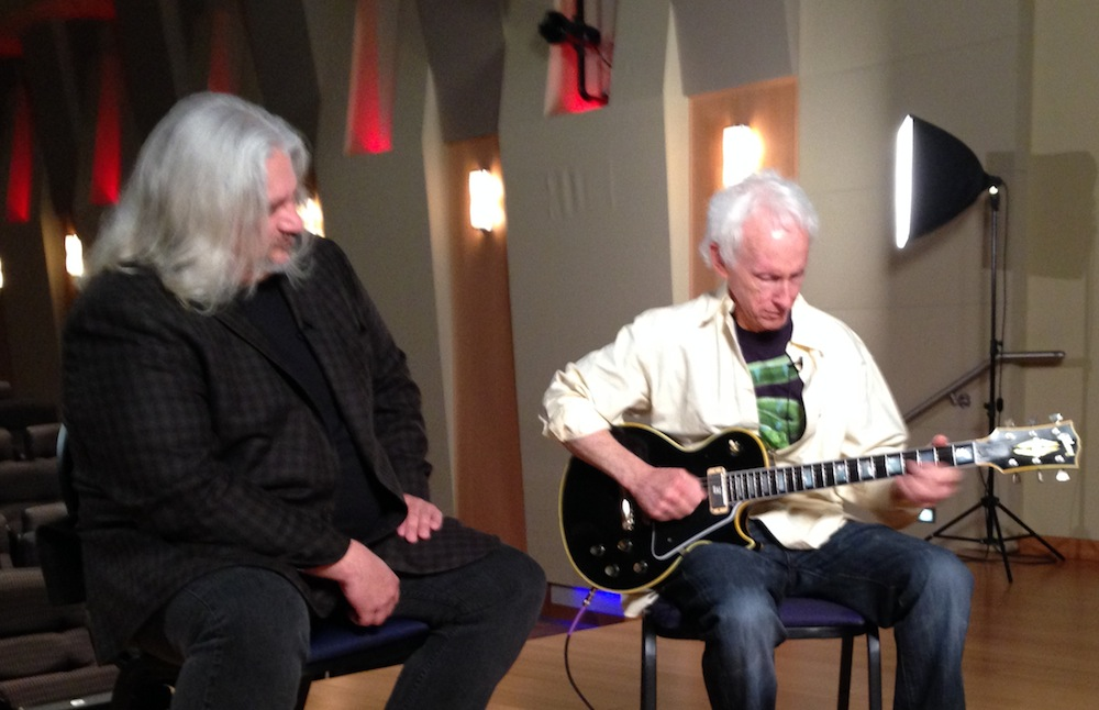 Robby Krieger Playing