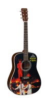 Martin D-28 Louvin Brothers Custom Signature Edition
