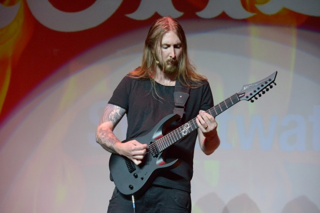 ola englund visits sweetwater sweetwater. Black Bedroom Furniture Sets. Home Design Ideas