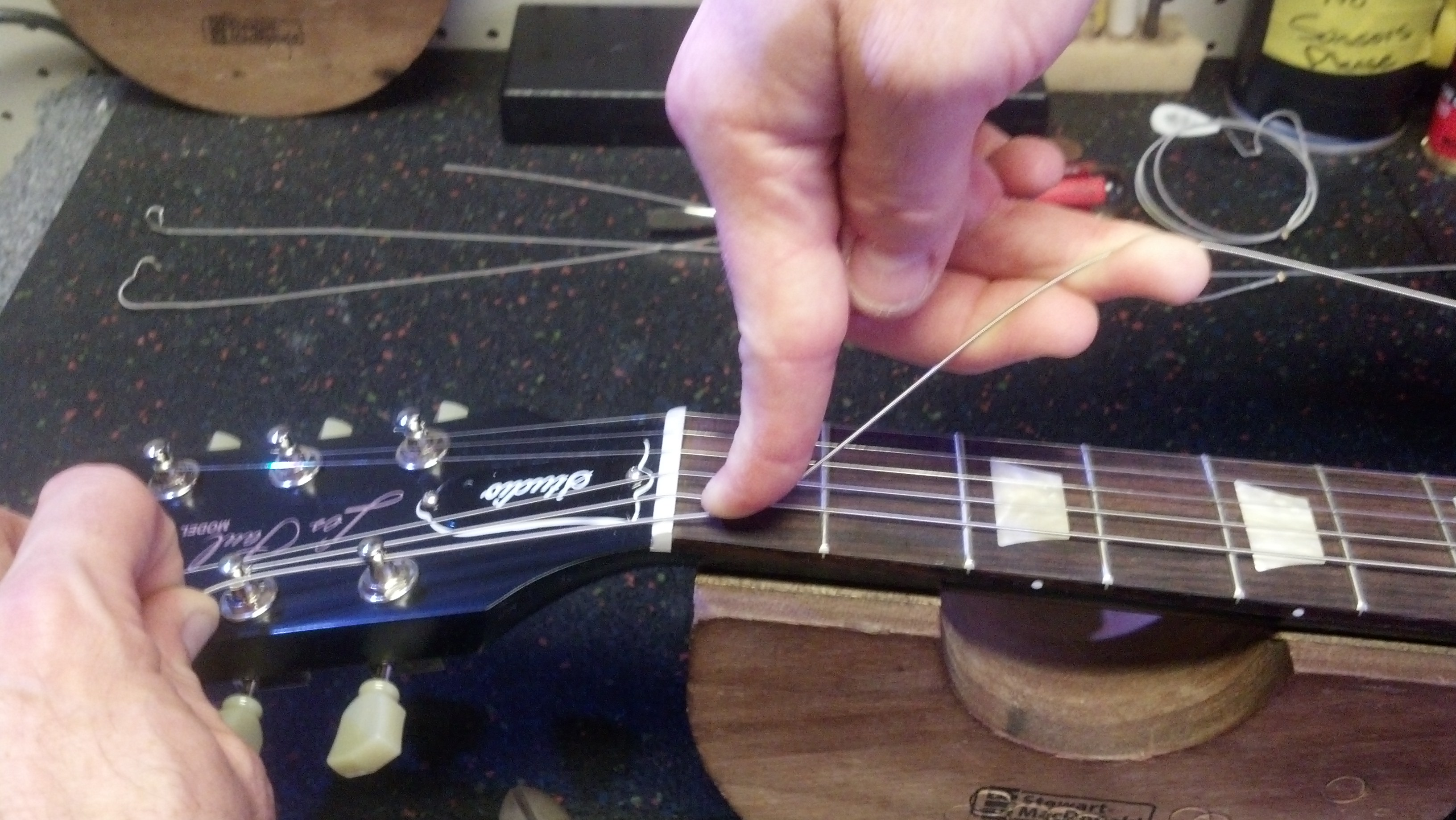 How To Change Electric Guitar Strings Sweetwater What Wiring Mods Do You Have Page 3 Fender Stratocaster Figure 11