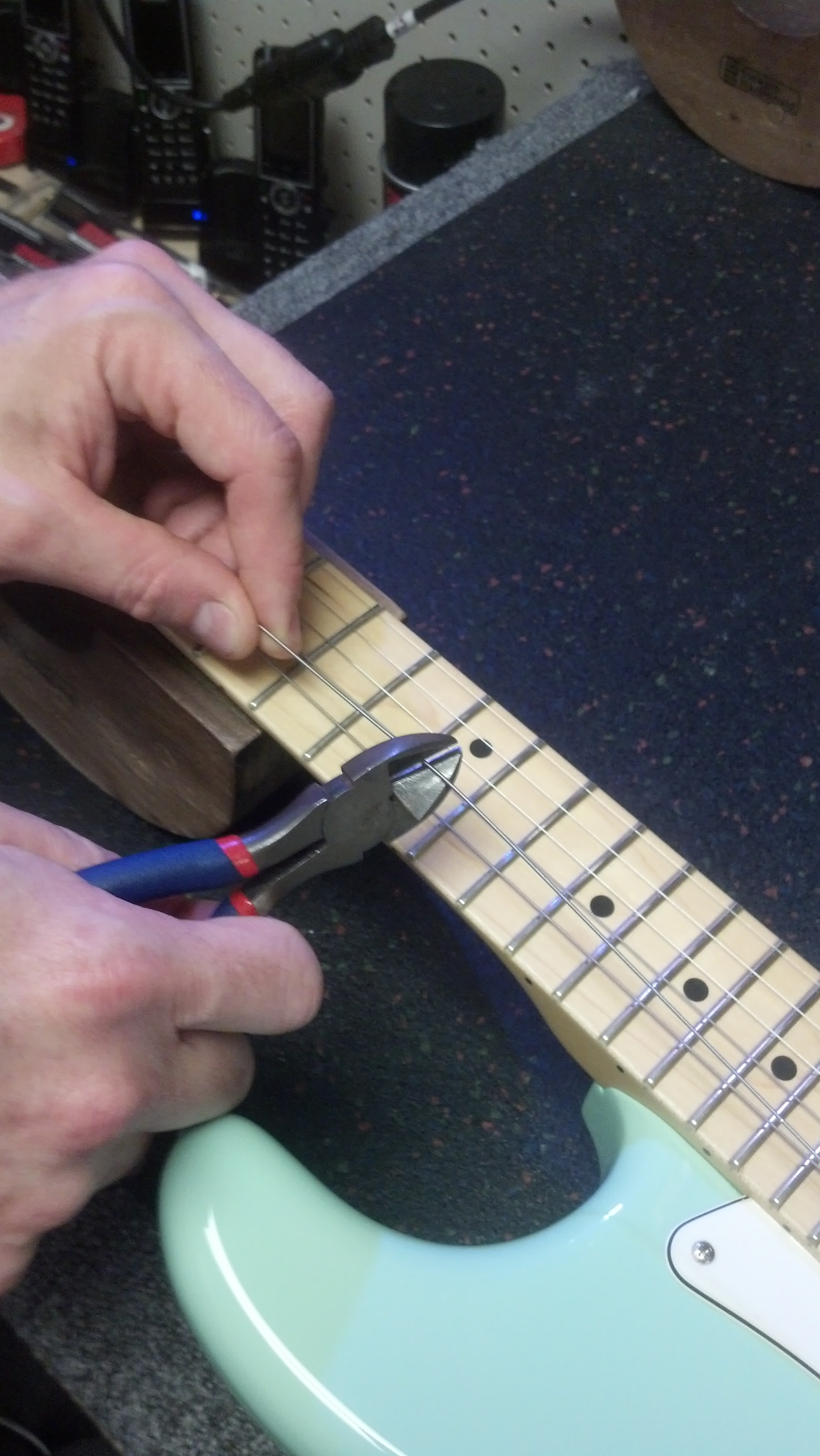 How To Change Electric Guitar Strings Sweetwater What Wiring Mods Do You Have Page 3 Fender Stratocaster Figure 2