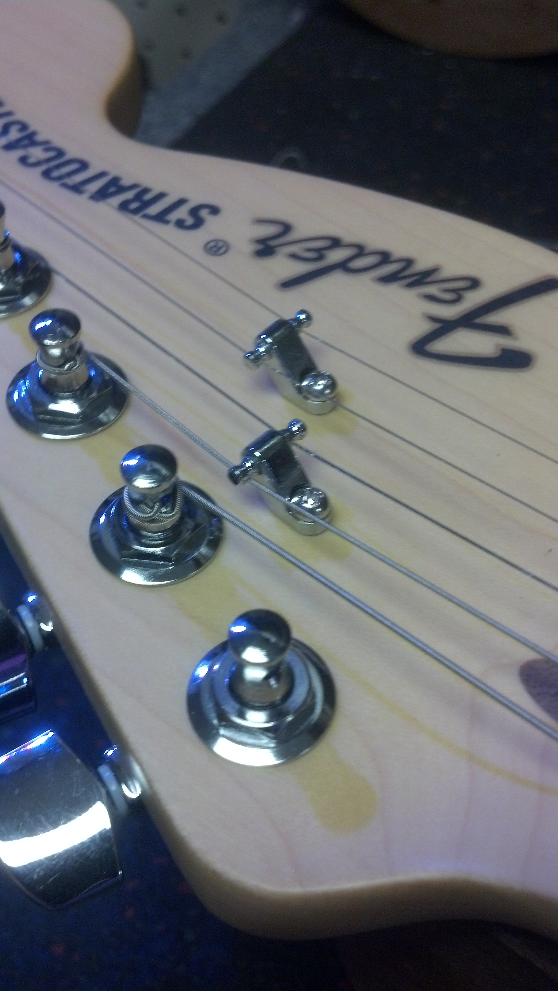 How To Change Electric Guitar Strings Sweetwater What Wiring Mods Do You Have Page 3 Fender Stratocaster Figure 10