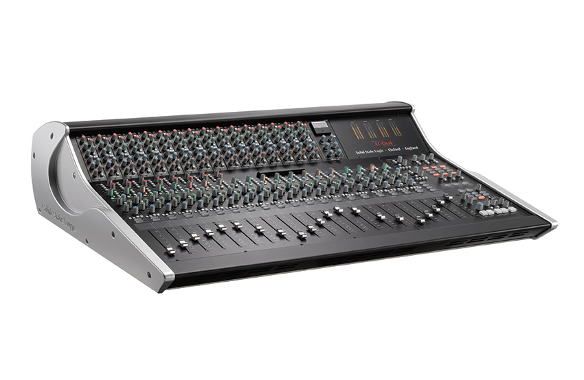 Ssl Brings Analog Home Insync Sweetwater