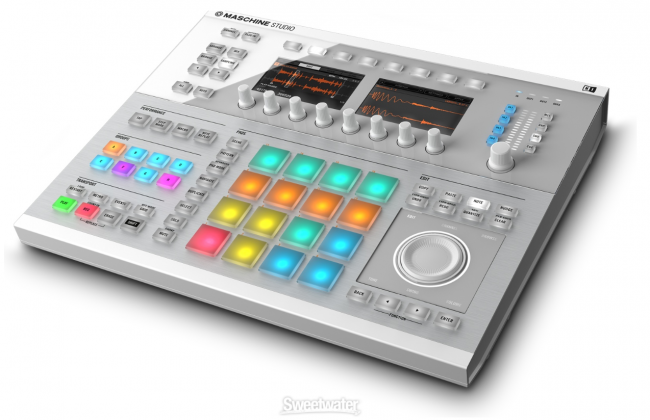 native instruments previews maschine 2 2 software upgrade sweetwater. Black Bedroom Furniture Sets. Home Design Ideas