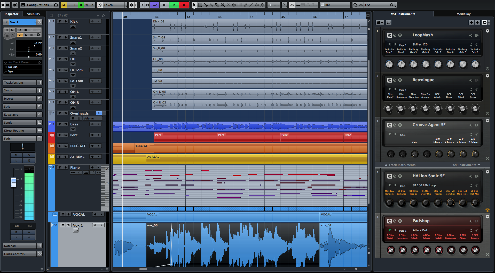 Steinberg Cubase Pro 8 and Cubase Artist 8 Announced!