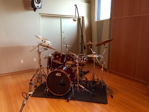 how to mic drums for recording part 1 two microphones insync