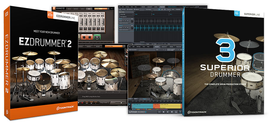 Toontrack Drum Software Buying Guide | Sweetwater
