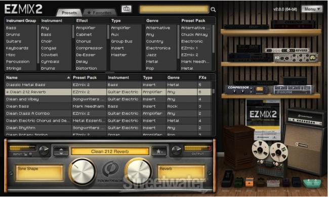 Toontrack Unveils Lo-Fi Preset Pack for EZmix Mixing Software