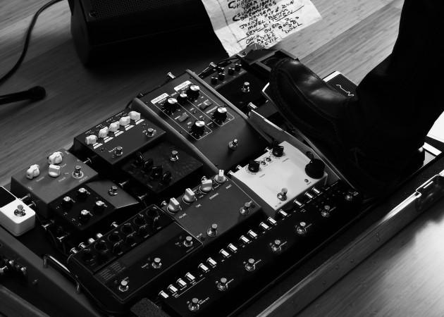 generic pedal board