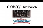 Moog Mother-32 Tweaking by Daniel Fisher