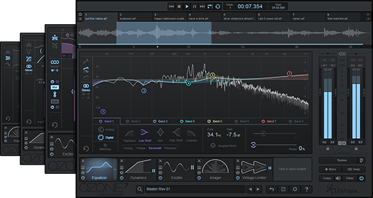 Download free IZotope Ozone for windows 8 64bit free version - coolofil