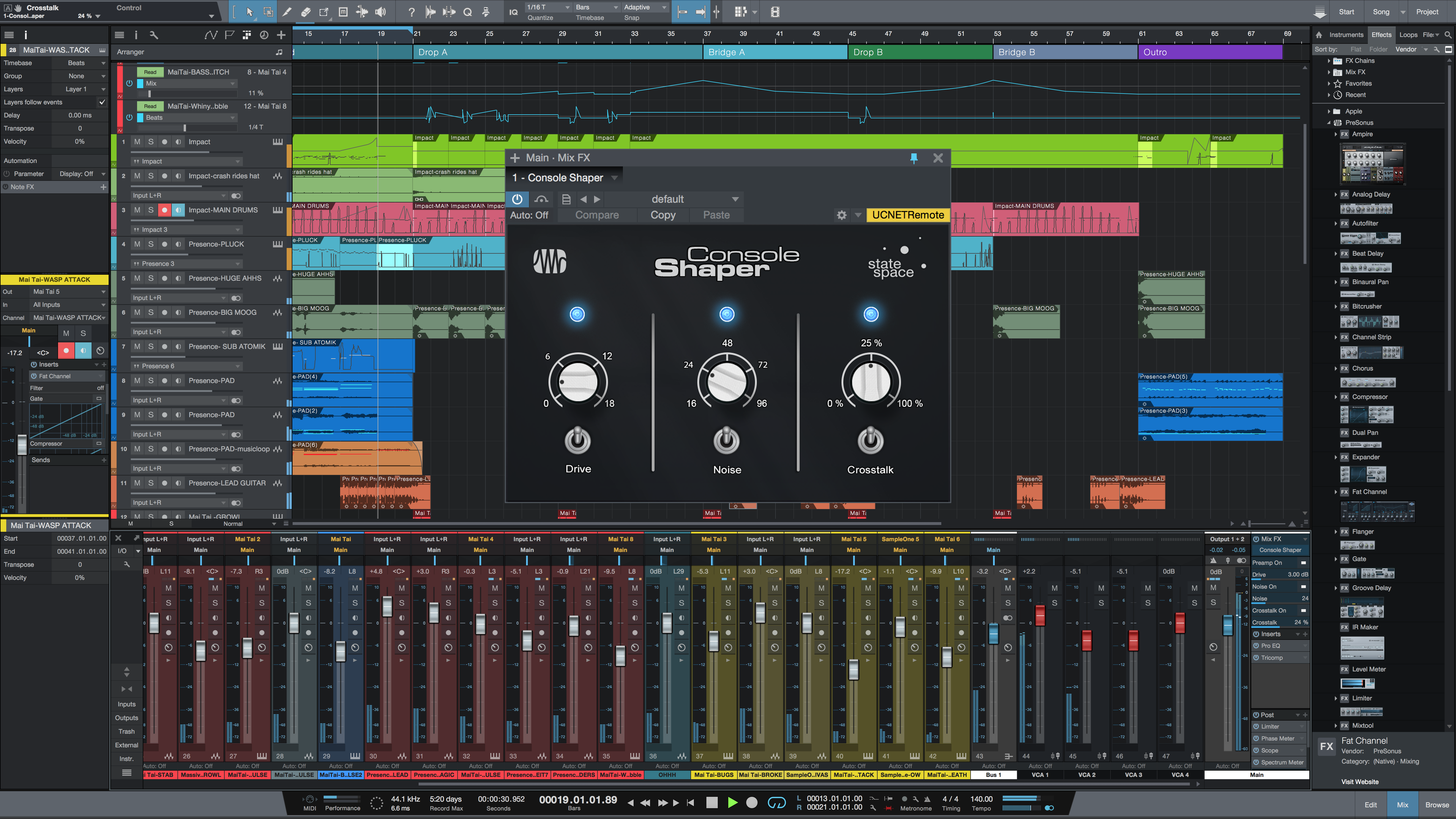 music fx live full free download