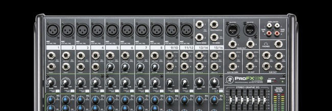 live sound mixers analog vs digital sweetwater. Black Bedroom Furniture Sets. Home Design Ideas