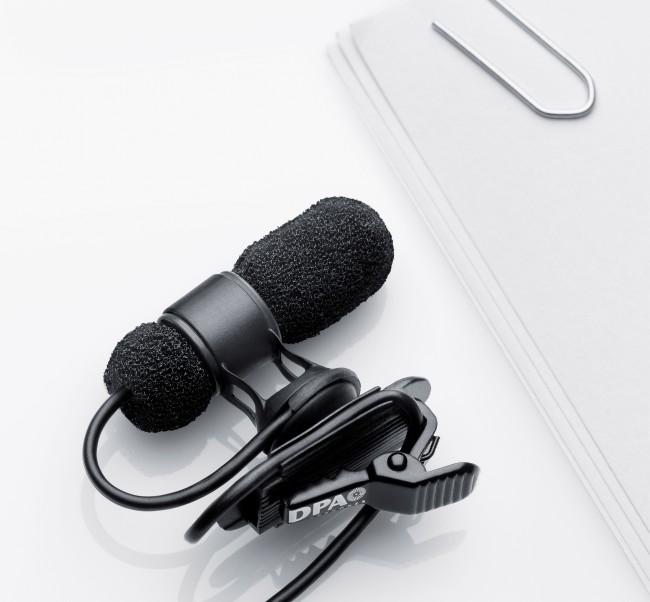 collar mic