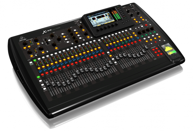 Can I Control the Behringer XR18 from the X32?