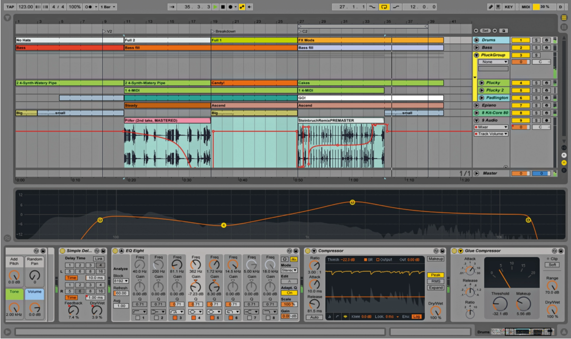 Ableton Announces Upcoming Live 9 7   Sweetwater