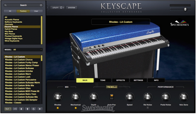 The Definitive Collection of Keyboards! | Sweetwater
