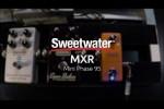 MXR Mini Phase 95 Phaser Pedal Demo