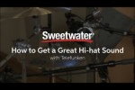 How to Get a Great Hi-hat Sound with Telefunken Microphones