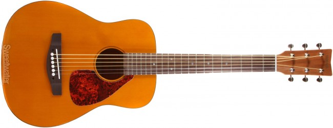 With The Yamaha JR1 You Can Enjoy Tone Of A Full Size Acoustic