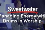 Managing Energy with Drums presented by Josh Fisher with Jesus Culture