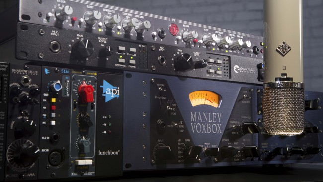 8 Best Mic Preamps for Recording Vocals | Sweetwater