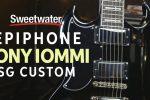 Epiphone Tony Iommi SG Custom Electric Guitar Review