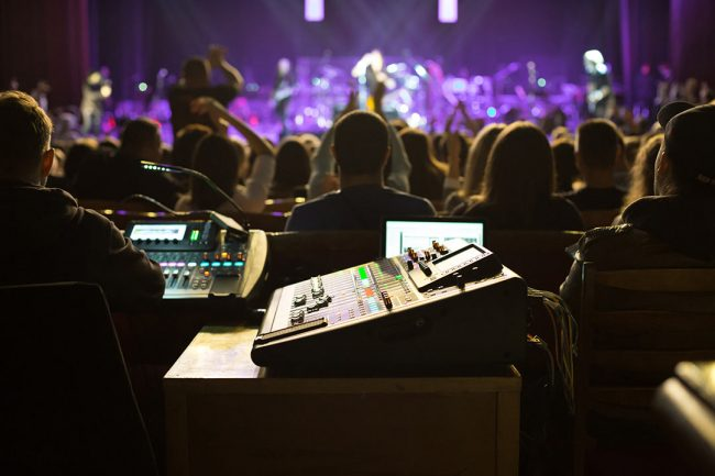 How to Prevent Feedback in Church Sound Systems | Sweetwater