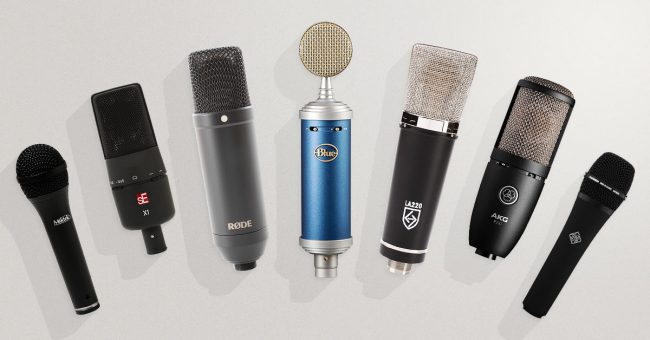 Best Mics Under $300 for Recor...