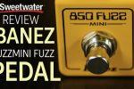Ibanez FuzzMini Fuzz Pedal Review