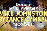 Meinl Cymbals Mike Johnston Byzance Cymbal Box Set Demo