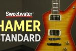 Hamer Standard Electric Guitar Review