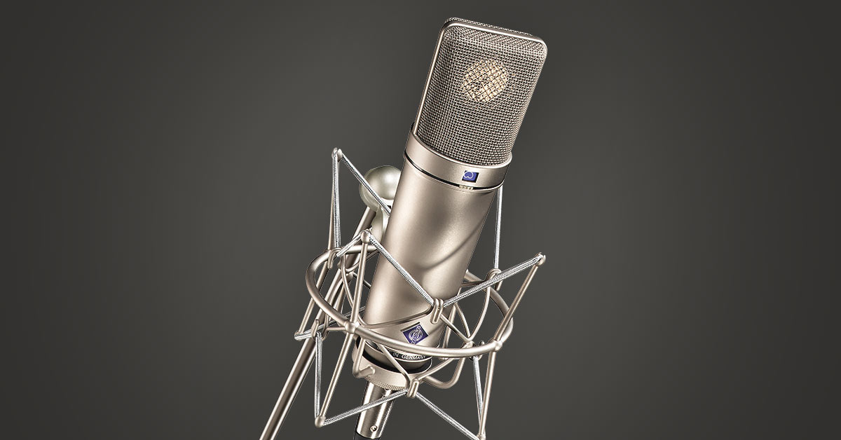 Best Mics for Recording Rap Vocals | Sweetwater