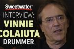 Vinnie Colaiuta Interviewed by Sweetwater
