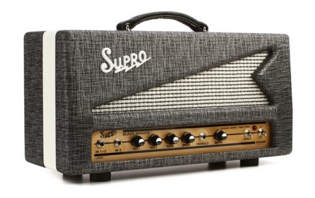 finding your tube amp s sweet spot sweetwater rh sweetwater com Fender Tube Amps Guitar Tube Amps