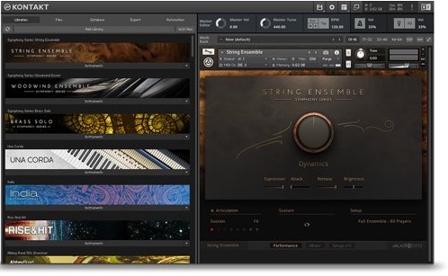 Native Instruments Updates KONTAKT to v5 6 8 | Sweetwater