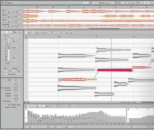 melodyne logic x