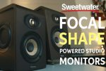 Focal Shape Monitors Overview with Simon Cote