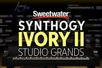 Synthogy Ivory II Studio Grands Piano Software Demo